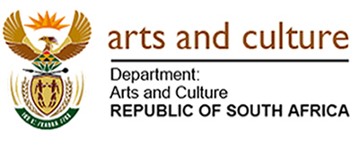 Supported by the Department of Arts & Culture